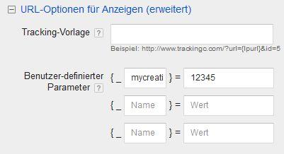 Upgraded URLs  - benutzerdefinierte URLs