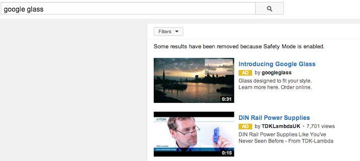 You Tube Videokampagnen - Discovery-Anzeigen