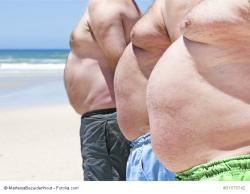 Naschen - dicke Männer